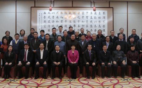曲孝丽副省长会见菲华商联总会访问团一行