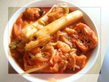 各式韩国泡菜(渝北酸菜)