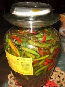 韩国泡菜的辅料