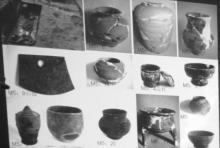 草鞋山文化遗存(距今6000年前)