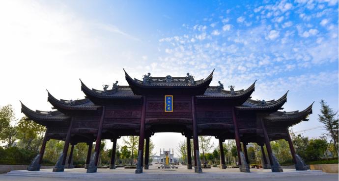 河南朱仙镇(中国古代四大名镇之一)