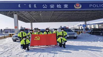 杨哲峰:高速交警背后的奉献与坚守