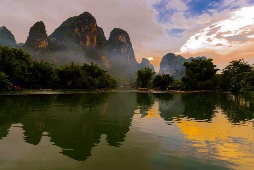 中国四大自然奇观排行榜