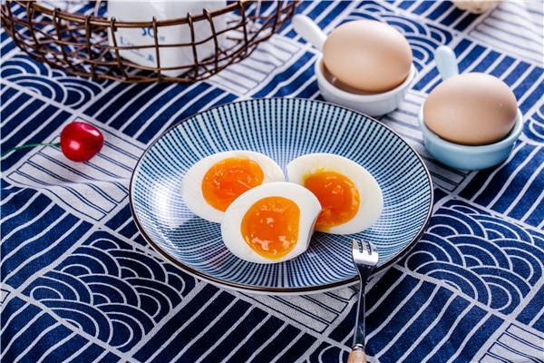 溏心蛋里面有细菌吗?