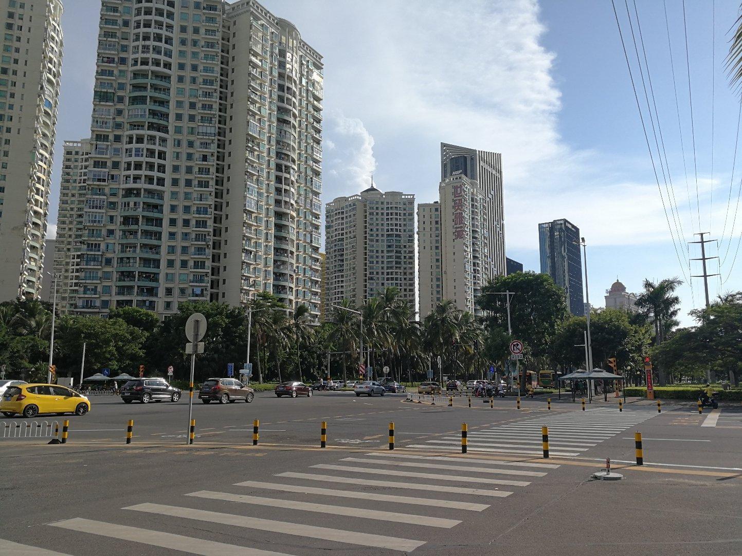 金贸街道(海南省海口市龙华区)